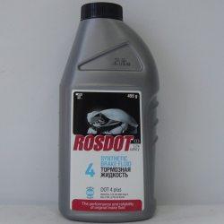 Тосол-Синтез рідина гальмівна РОС ДОТ-4, 0,5л/0,455кг