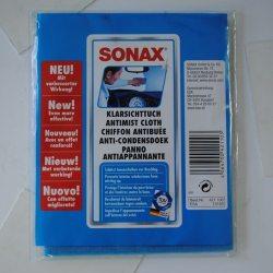 SONAX 421100 Салфетка фланелевая для стекла