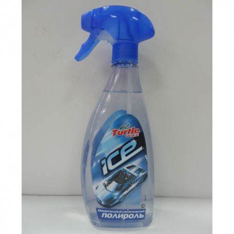 Turtle Wax Моментальний синтетичний поліроль ICE 473мл (FG6242/FG6482)