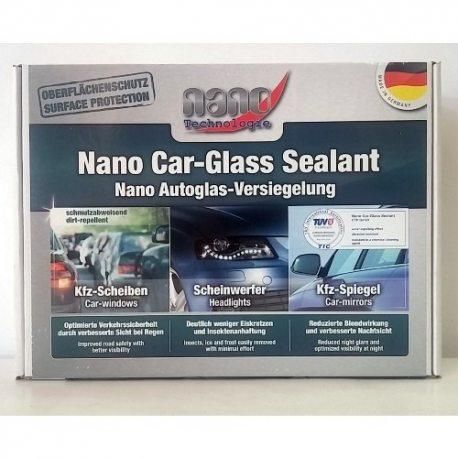 Autoprofiline Захисне та водовідштовх. покриття автомобіля Nano Car-Glass Sealant 15мл K1+15мл K2