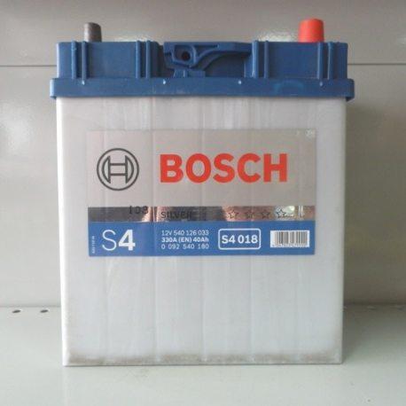 Акумулятор Bosch 6CT-40 Asia 0092S40180 S4 (0)