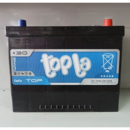 Акумулятор Topla 70Ah/12V Top/Energy Japan (0) 57029