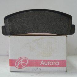 Колодки тормозные дисковые Aurora передние BP-LA2121F