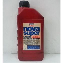 LM Масло моторное минеральное Nova Super HD Motoroil 15W-40/1л