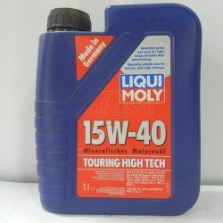 LM Масло моторное минеральное Touring High Tech Motoroil 15W-40/1л