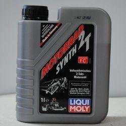 Liqui Moly Масло моторное для 2-тактных двиг. Racing Synth 2T (3980), 1л