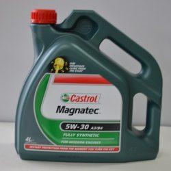 Castrol олива моторна синтетична Magnatec 5W-30 A3/B4, 4л