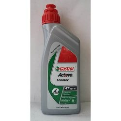 Castrol Масло моторное Act>evo Scooter 4T 5W-40, 1л