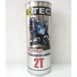 E-TEC Масло моторное MCO 2T кан. мет., 1л