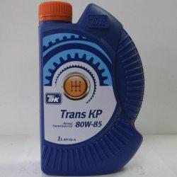 ТНК Масло трансмиссионное Транс Ойл ТМ-4-12 80W-85, 1л
