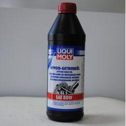 Liqui Moly Масло трансмиссионное Hypoid-Getriebeoil 80W (GL5) (1025), 1л