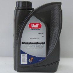 Жидкость трансмиссионная синтетическая для АКПП UNIl Matic LT, 1л