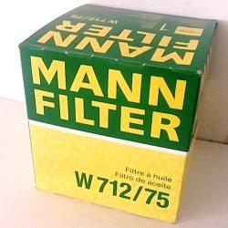 Mann Фильтр масляный W 610/2 (W 610/81)