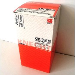 KNECHT Фильтр масляный OX 122 D