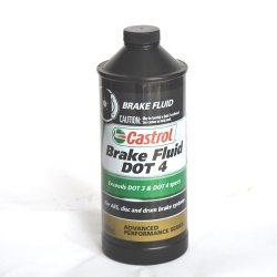 Castrol Жидкость тормозная Response DOT 4, 1л