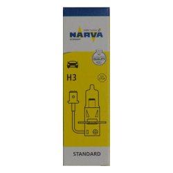 Лампочка Narva 12V H3 55 PX22s
