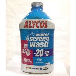 Mol Омыватель стекла Alycol Marine/Cherry Blossom (-20), 4л