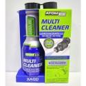 ATOMEX Multi Cleaner Ефективний очищувач паливної системи (для бензинового двигуна і LPG), 250мл