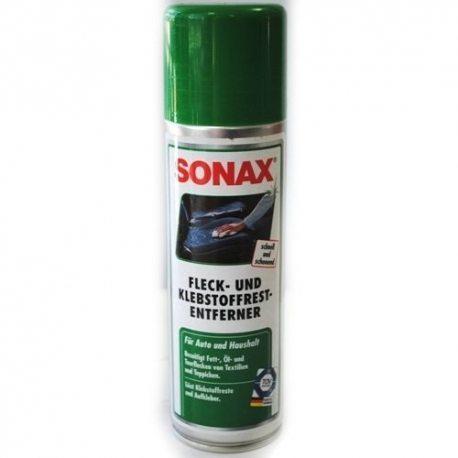 SONAX 653200 засіб для виведення плям Fleck und KlebstoffrestEntferner, 0,3л