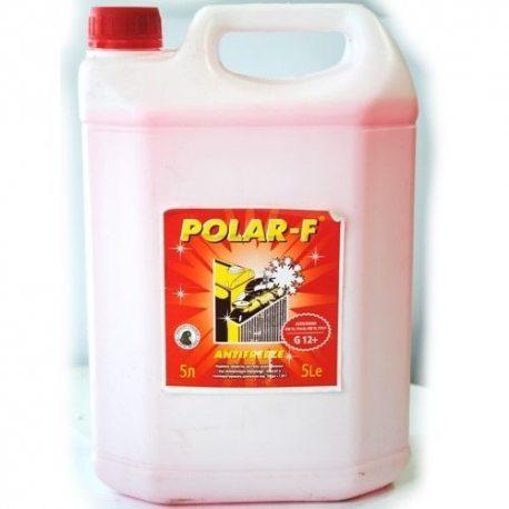 POLAR F антифриз концентрат (G12 plus, VW 774 F), 5л