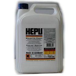Антифриз концентрат HEPU P999 (1:1, -37°C), 5л