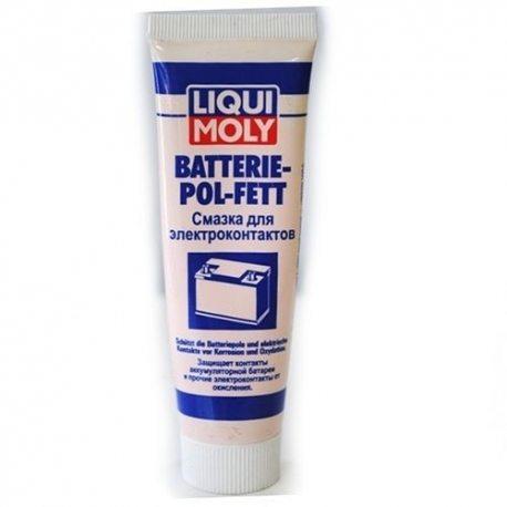 Liqui Moly Смазка для клем аккумуляторов Battarie-Pol-Fett (7643), 0,05л