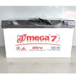 Аккумулятор A MEGA BATTERIES ULTRA 6СТ-105-A3 (1)