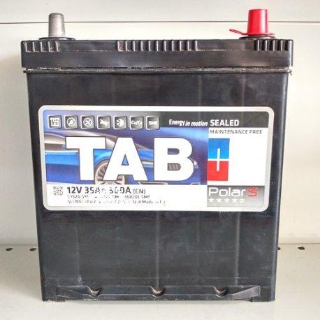 Акумулятор TAB POLAR S 35 JIS