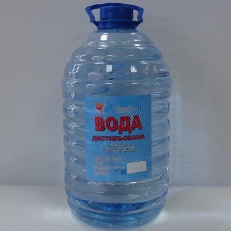 PITLINE вода дистиллированная, 5л