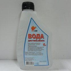 PITLINE NEW вода дистиллированная (полиэтилен), 1л