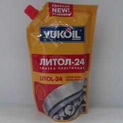 Юкойл Смазка Литол -24 со штуцером, 375г
