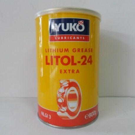 YUKOIL мастило Литол-24, 1л