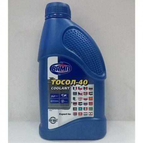 Вамп Жидкость охлаждающая Тосол А-40М, 0,990кг