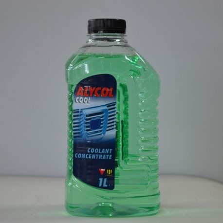 MOL антифриз Alycol Cool concentrate (зеленый)/1л