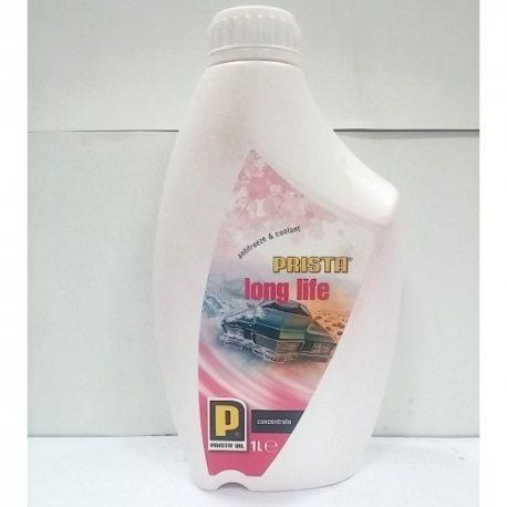 PRISTA Жидкость охлаждающая концентрат ANTIFREEZE LONGLIFE (G12)/1л