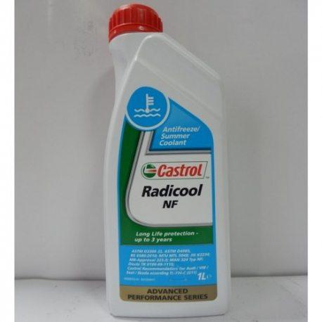 Castrol Антифриз Radicool NF, 1л