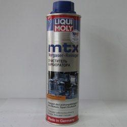 Liqui Moly VERGASER-REINIDER очиститель карбюратора mtx, 0,300л