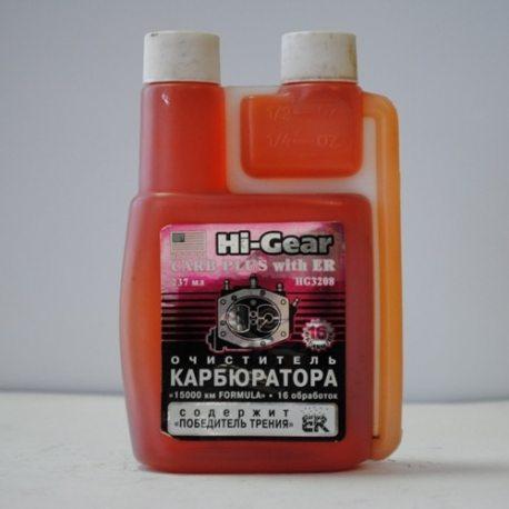 HI-Gear очисник карбюратора (містить ER) (HG3208), 237мл