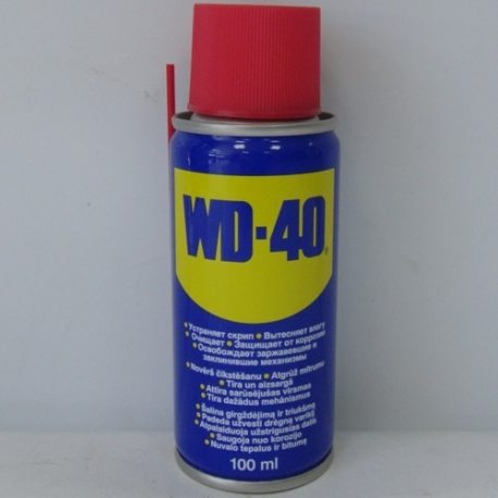 WD-40 мастило універсальне проникаюче, 100 мл / 24