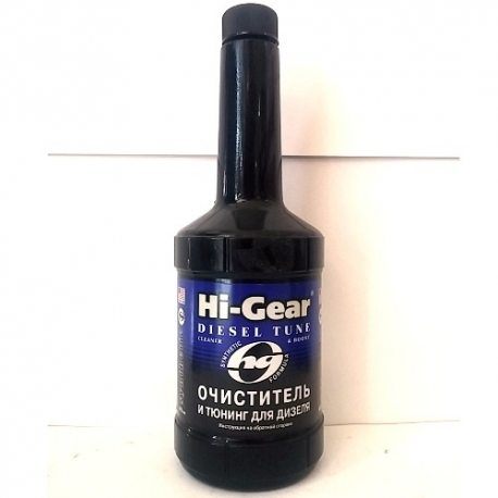 AGA Hi-Gear Синтетичний очисник форсунок та тюнінг для дизеля (HG3444)