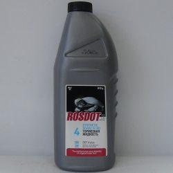 Тосол-Синтез Жидкость тормозная РОС ДОТ-4, 1л/0,910кг