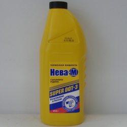 Тосол-Синтез Жидкость тормозная Нева М, 1л/0,910кг