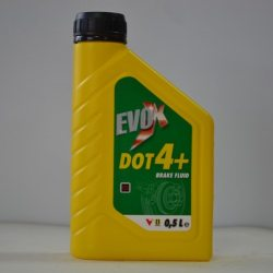 MOL рідина гальмівна DOT-4, 0,5л