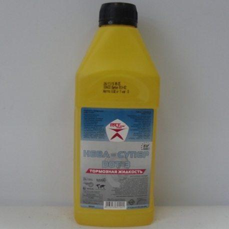 Гостовский Жидкость тормозная Нева-Супер, 0,820кг