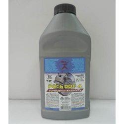 Гостовский Жидкость тормозная Рось DOT-4, 0,375кг