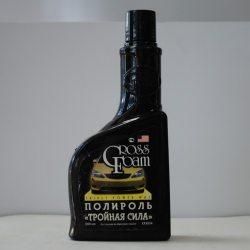 "AGA Cross Foam автополироль ""Тройная сила"" (CF 8354), 500мл"