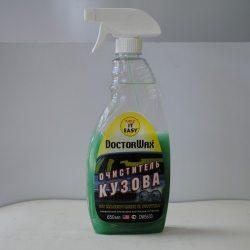 DoctorWax очиститель кузова от следов насекомых и битума