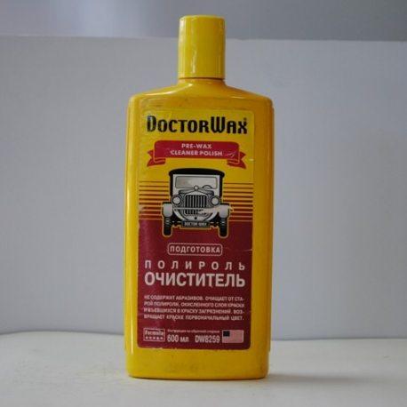 DoctorWax полироль-очиститель (DW8259), 600мл