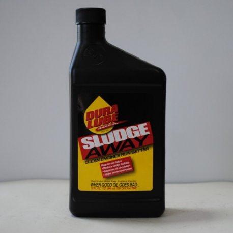 Очищувач двигуна від шламу і нагару Dura Lube Sludge Away, 946мл