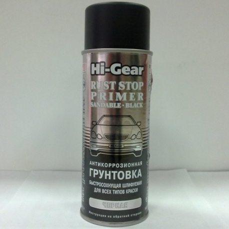 HiGear Антикоррозионная грунтовка (черная) HG5730, 0.311г